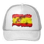 El mejor gorra de España del equipo de fútbol de l