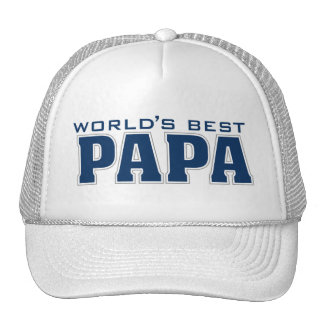 El mejor gorra de la papá del mundo
