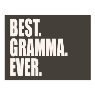El mejor. Gramma. Nunca Postal