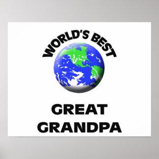 El mejor gran abuelo del mundo poster
