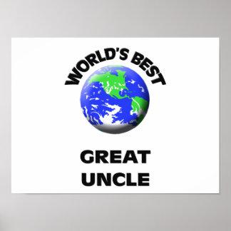 El mejor gran tío del mundo posters