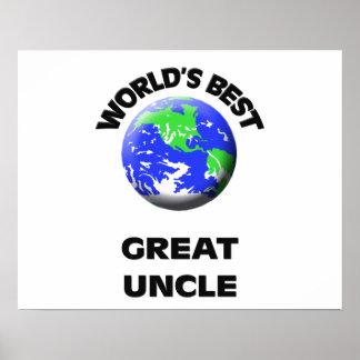 El mejor gran tío del mundo poster