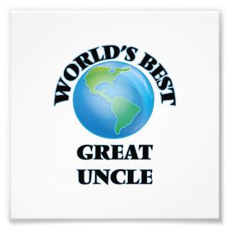 El mejor gran tío del mundo fotografias