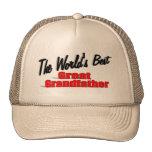 El mejor grande del mundo - abuelo gorras