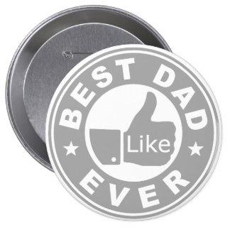 El mejor gris del papá nunca - pin