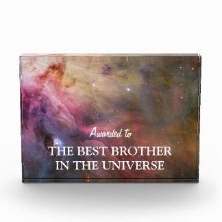 El mejor hermano del PREMIO del universo