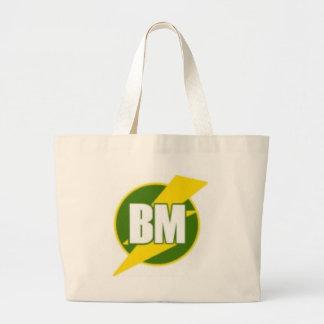 El mejor hombre (BM) Bolsa Tela Grande