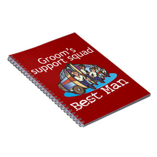 El mejor hombre cuadernos