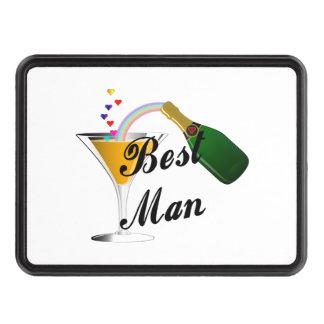 El mejor hombre de los bodas tapas de remolque
