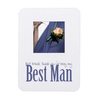 el mejor hombre del mejor amigo le agradece iman