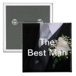 El mejor hombre pin