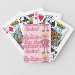 el mejor humor de la hermana barajas de cartas
