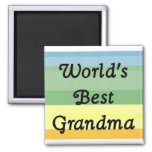 el mejor imán de la abuela del mundo