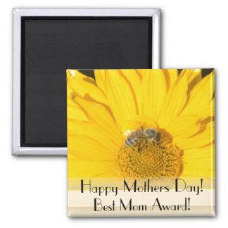 El mejor imán del día de madres de la mamá