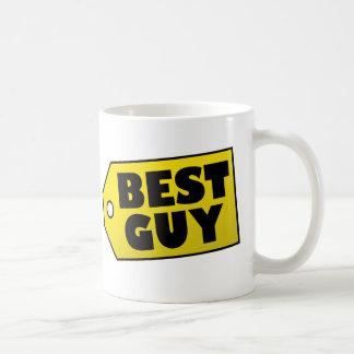 El mejor individuo tazas