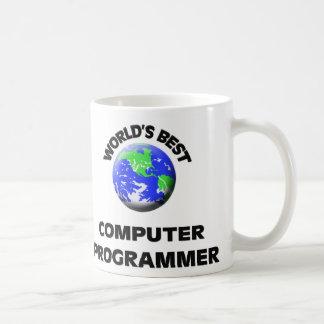El mejor informático del mundo tazas de café