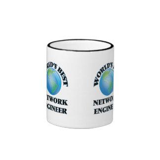 El mejor ingeniero de la red del mundo tazas
