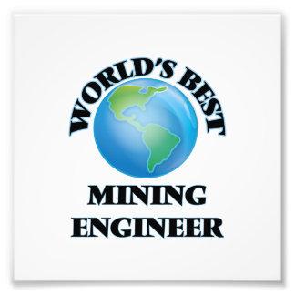 El mejor ingeniero de minas del mundo arte con fotos
