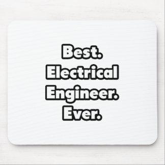El mejor. Ingeniero eléctrico. Nunca Tapetes De Ratones
