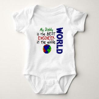 El mejor ingeniero en el mundo 2 (papá) camisas