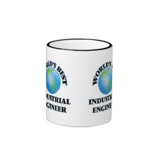 El mejor ingeniero industrial del mundo tazas