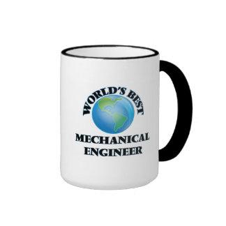 El mejor ingeniero industrial del mundo taza de café