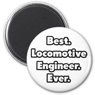 El mejor. Ingeniero locomotor. Nunca Imán Redondo 5 Cm