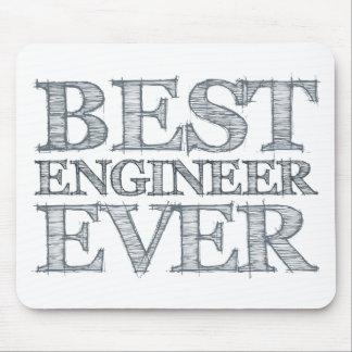 El mejor ingeniero nunca mouse pads