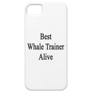 El mejor instructor de la ballena vivo iPhone 5 cobertura