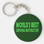 El mejor instructor de la conducción del mundo llavero