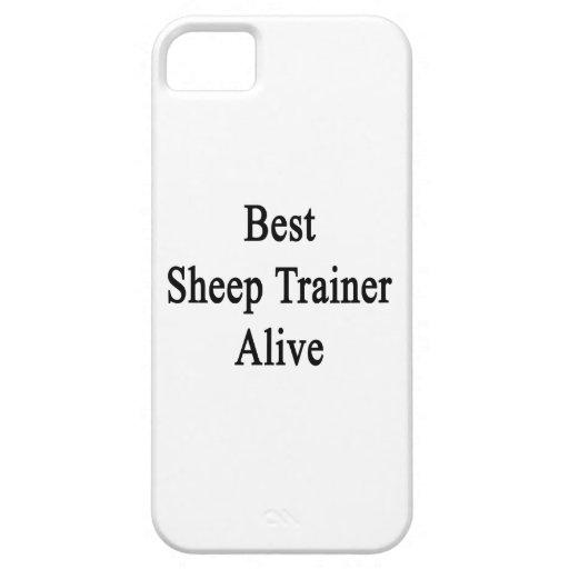 El mejor instructor de las ovejas vivo iPhone 5 Case-Mate cárcasa