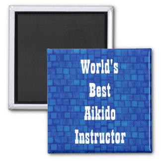 El mejor instructor del Aikido del mundo Imán Cuadrado