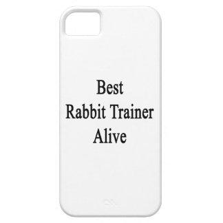 El mejor instructor del conejo vivo iPhone 5 Case-Mate cárcasa