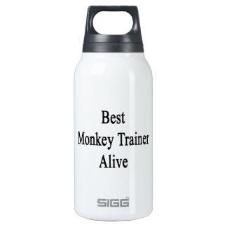 El mejor instructor del mono vivo