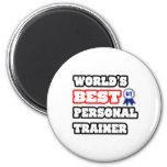 El mejor instructor personal del mundo imanes
