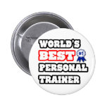 El mejor instructor personal del mundo pins