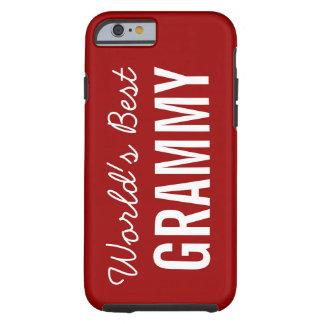 El mejor iPhone de encargo 6 de Grammy del mundo Funda Para iPhone 6 Tough