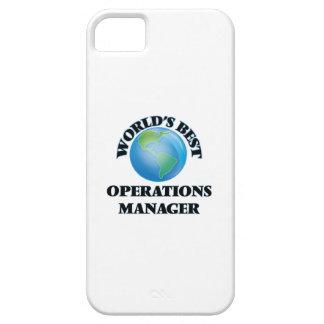 El mejor jefe de explotación del mundo iPhone 5 carcasas