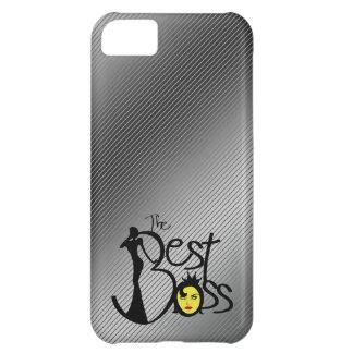 El mejor jefe de la señora funda para iPhone 5C