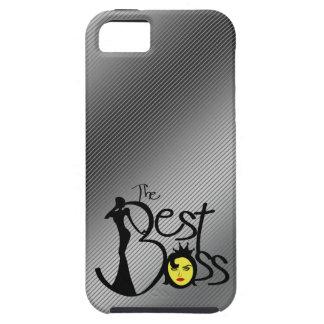 El mejor jefe de la señora iPhone 5 carcasa