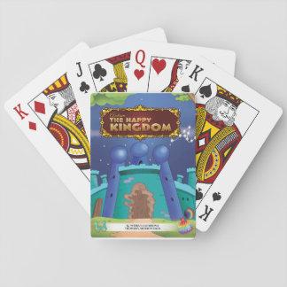 ¡El mejor juego de tarjeta nunca! Barajas De Cartas