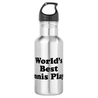 El mejor jugador de tenis del mundo