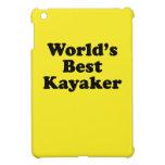 el mejor Kayaker del mundo iPad Mini Protector