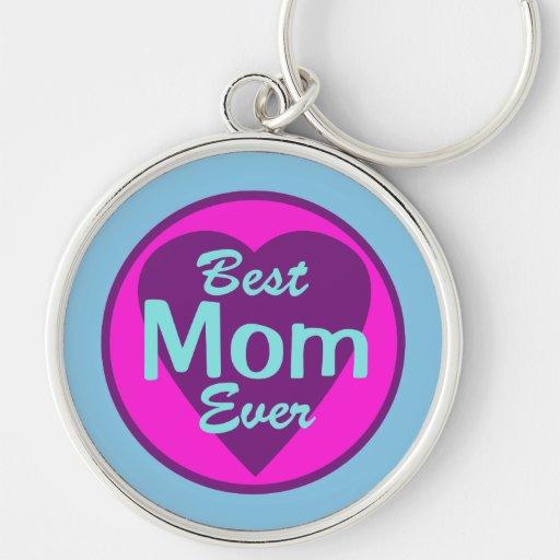 El mejor llavero siempre de lujo de la mamá
