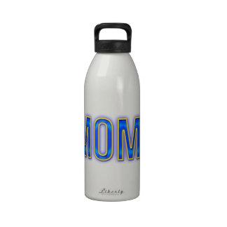 El mejor Mamá Nunca Botella De Agua Reutilizable