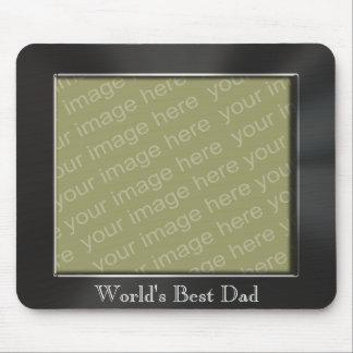 El mejor marco Mousepad de la foto de la mirada de Alfombrilla De Raton