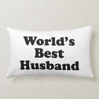 El mejor marido de Worl Cojín