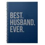 El mejor marido nunca libreta