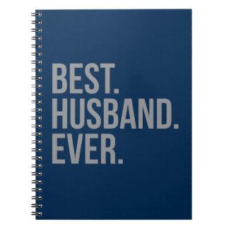 El mejor marido nunca libro de apuntes
