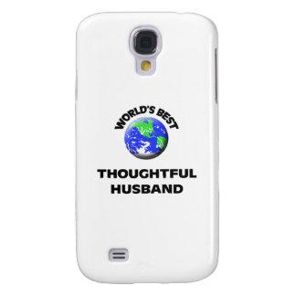 El mejor marido pensativo del mundo funda para galaxy s4